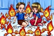 Основной причиной пожаров в ТРЦ Приангарья в 2018 году стала неисправность оборудования