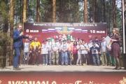 Международный фестиваль деревянной скульптуры «Лукоморье-2019» открылся в селе Савватеевка сегодня, 8 мая